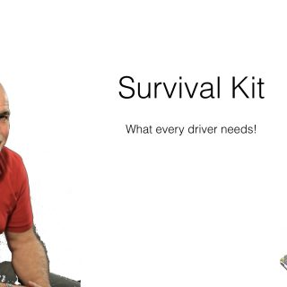 Truck Driver Survival Kit