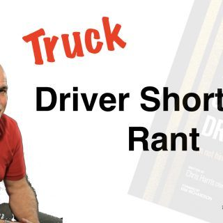 truck driver shortage