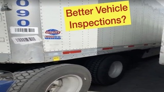 pretrip vehicle inspection