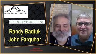 John Farquhar, Randy Badiuk